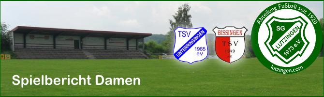 Damen: SC Mörslingen – (SG) SGL/TSVB/TSVU 0:7
