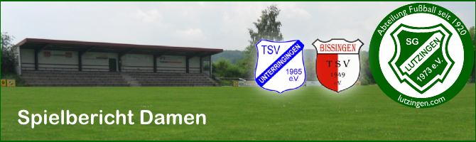Damen: SV Scheppach – (SG) SGL/TSVB/TSVU 0:5
